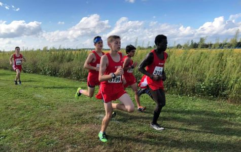 Cross Country crushes competition at cluttered course