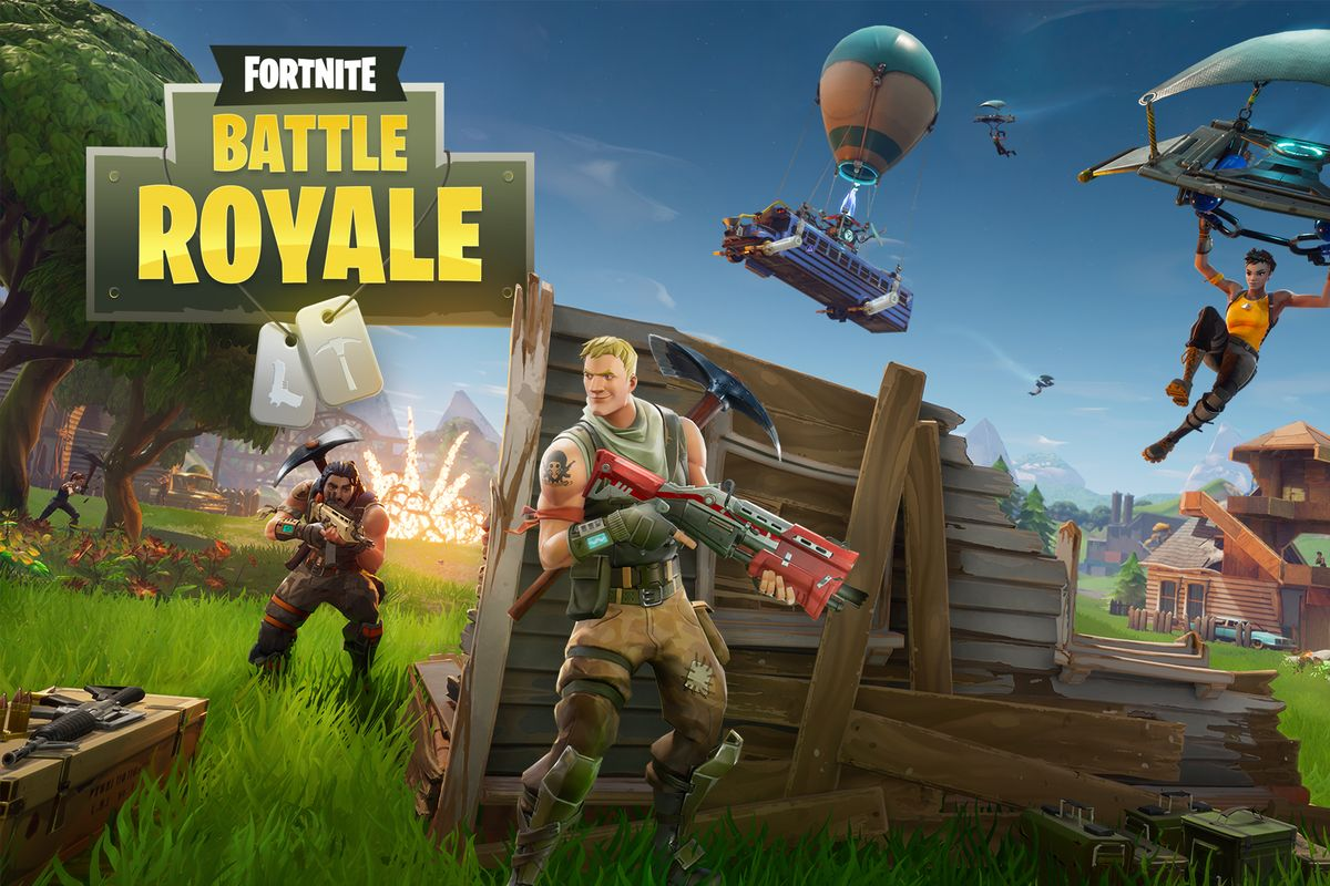 Courtesy Photo  Fortnite Battle Royale js an action packed game that many people love, and many more love to hate.