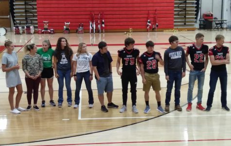 Big changes to homecoming court for seniors!