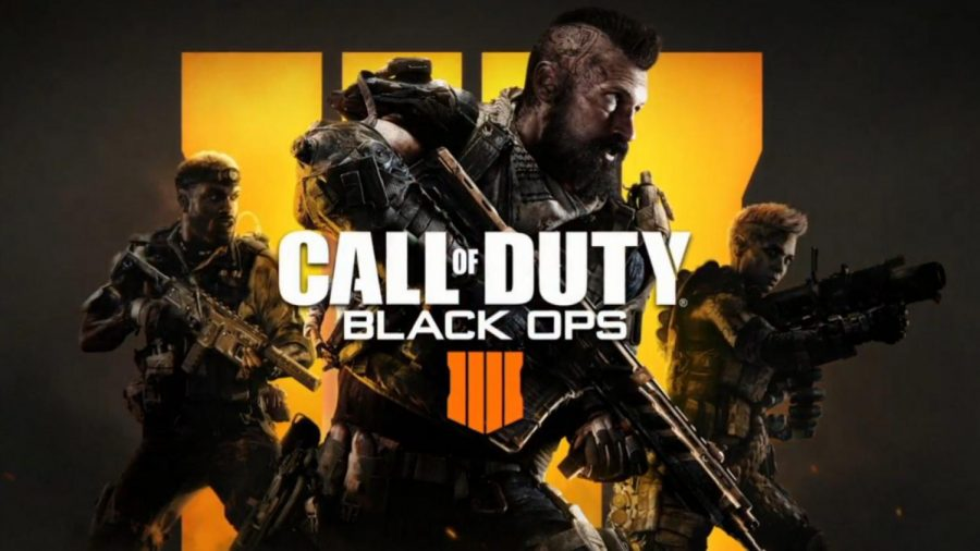 Display poster for Black Ops 4