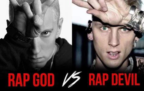 Eminem responds to MGK