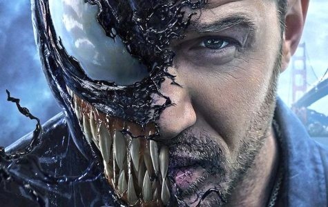Venom: the latest Marvel movie