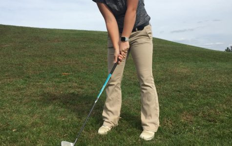Lady golfers take victory at Chip Hills
