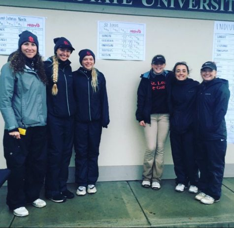 SLHS girls golf goes to regionals.