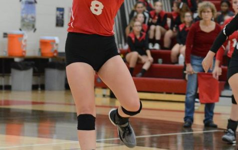 Varsity Volleyball crushes St. Charles