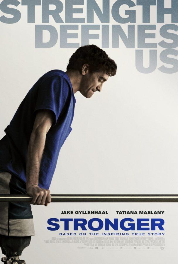 Stronger movie poster.