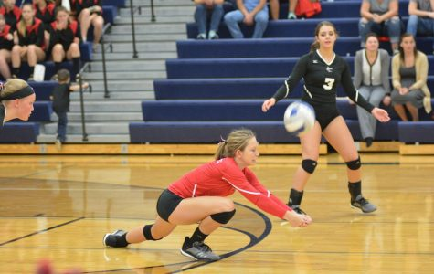 Volleyball tops Saginaw Nouvel
