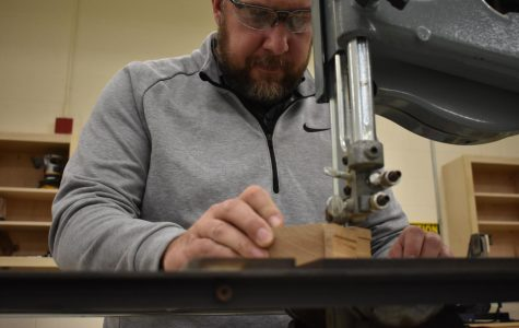 Woodshop: a club that builds more than just bird houses