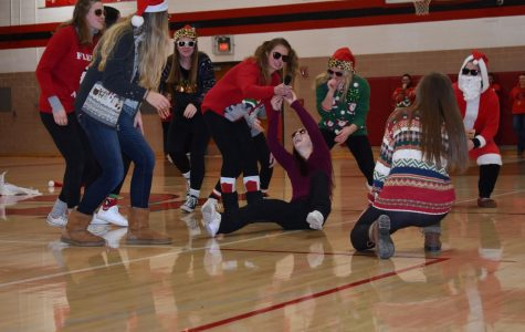 SLHS holiday assembly fun!!