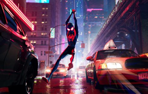 Spider-man: Into the Spider-Verse is a definite success!
