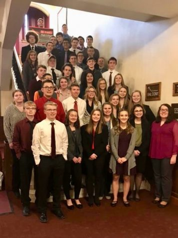 SLHS students headed to BPA state competition