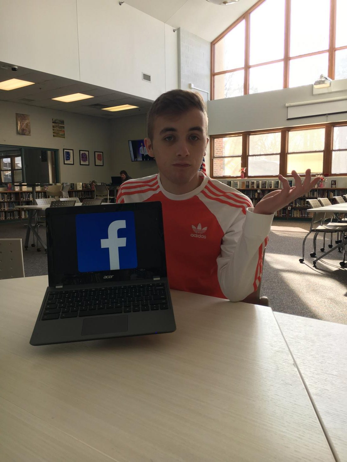 Logan Abell debates whether Facebook is still cool.
