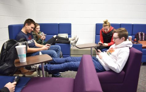 Technological distractions among teens