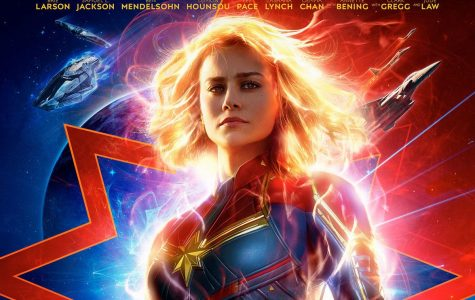 Captain Marvel dominates the box office