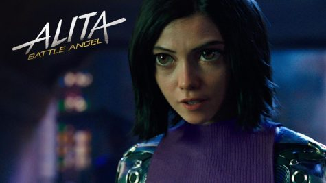 Alita: Battle Angel promotional image.