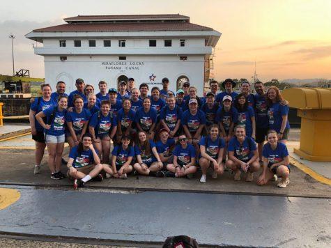 SLHS Spanish Club trip: Panamá
