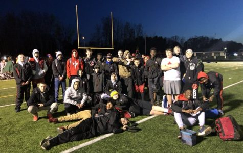 Track steps up at home meet, competes at Clare Invitational
