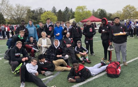 Track competes at stacked Alma College Scottie Classic meet