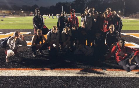 Track competes at Regional meet in Chesaning