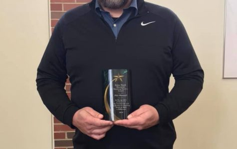 Phil Maxwell wins Youth Advisory Council award
