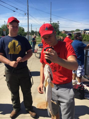 St. Louis holds annual Joe Scholtz Memorial Free Fishing Derby