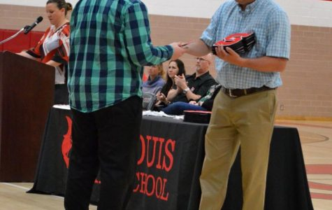 SLHS holds Afternoon of Excellence