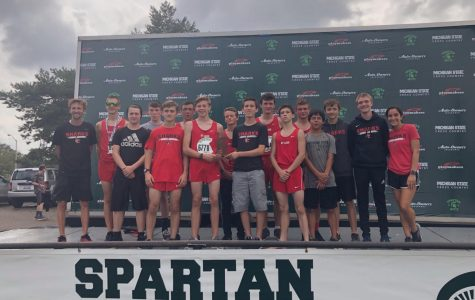 The Sharks stand out at the Spartan Invite
