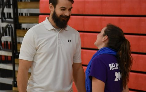 SLHS hires new PE teacher