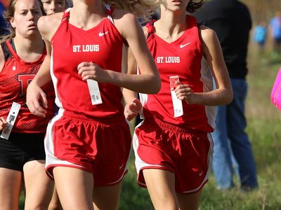 The Sharks run fast at the Scottie Classic