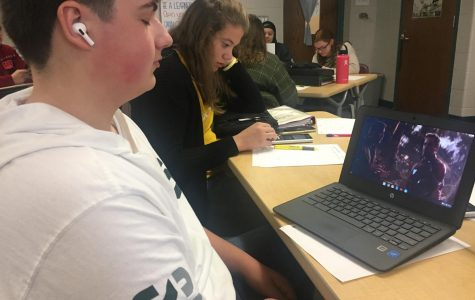 Students react to new streaming service, Disney Plus