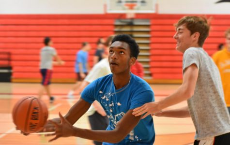 Basketball has busy off season, looks to make big improvements