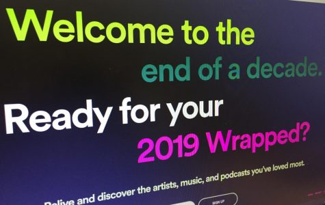 Wrapping up the year with Spotify