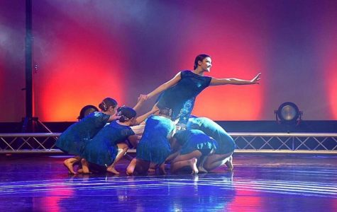 Dancer Danielle shines like a star in her dancing career