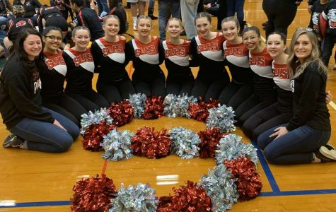 St. Louis Poms is headed to State!