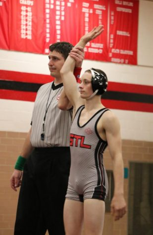 "Alexander ""Fig"" Newton had a great season to qualify and end up placing at state."