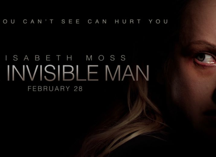 Promotional poster for The Invisible Man.
