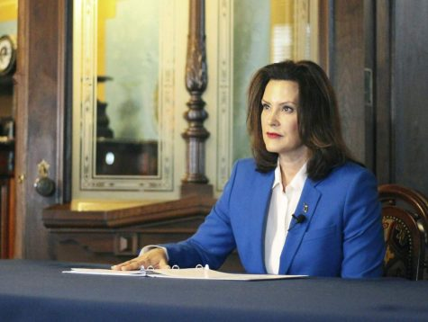 Governor Gretchen Whitmer declared all K-12 school buildings are to be closed for the remainder of the school year.