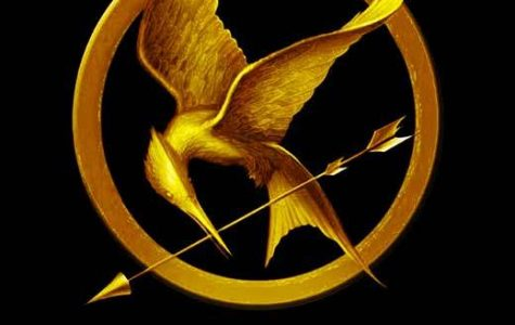 Promotion for The Hunger Games.