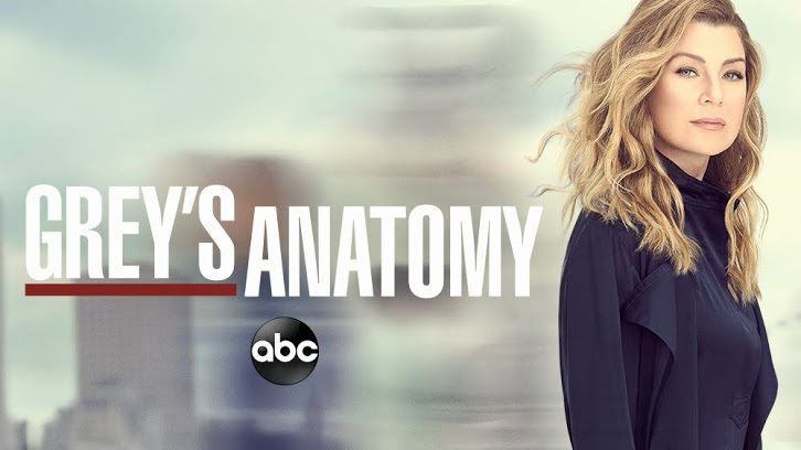 Promotion for Grey's Anatomy.