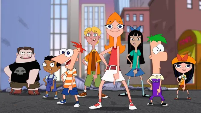 Promotion for Phineas and Ferb the Movie: Candace Against the Universe