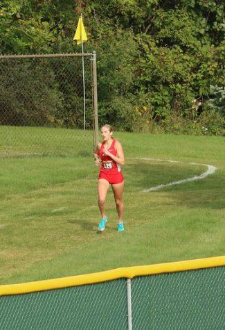 Libby Munderloh had an impressive first-place finish.