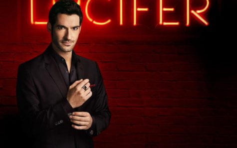Promotion for Lucifer.