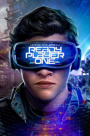 Promotion for the Ready Player One movie.