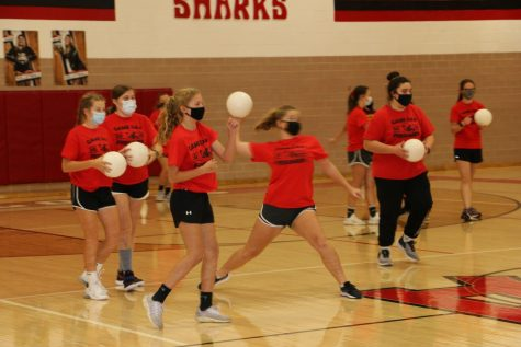 SLHS hosts dodgeball tournament
