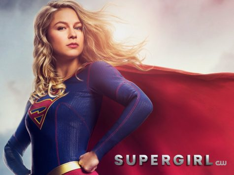 Promotion for Supergirl.
