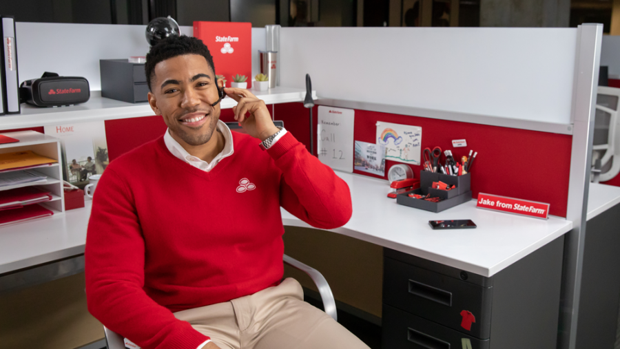 New Jake from State Farm takes over