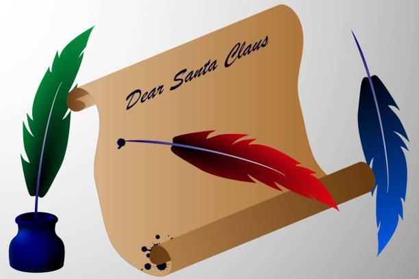 letter for Santa Claus , Dear Santa Claus,