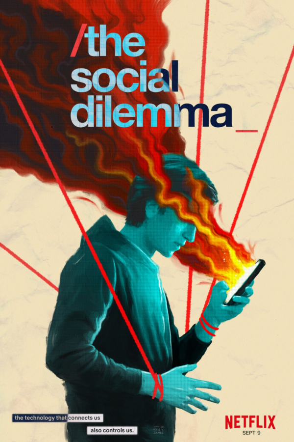 Promotion for The Social Dilemma.