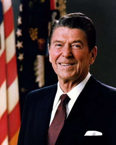 Ronald Reagan had a background in acting before becoming President.