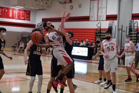 JV boys' basketball has a slow start to their 2021 season